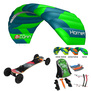 PACK PETER LYNN HORNET POIGNEES + MOUNTAINBOARD KHEO FLYER