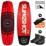 PACK WAKEBOARD SLINGSHOT WINDSOR + KTV 2016