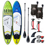 PACK PADDLE GONFLABLE AQUA MARINA THRIVE + BEAST 2019