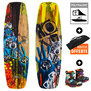 PACK WAKEBOARD RONIX BILL + FRANK 2017