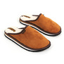 PANTOUFLES COOL SHOE HOME MARRON