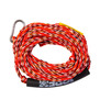 CORDE DE TRACTION JOBE ROUGE 1/2 PERSONNES