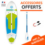 SUP BIC ACE TEC PERFORMER 9.2 2017 WHITE