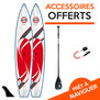 SUP BIC C TEC CARBON TRACER WS 12.6 2017