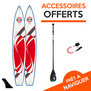 SUP BIC C TEC CARBON TRACER WS 14.0 2017