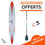 SUP F-ONE RACE PRO FULL CARBON 14.0 2018