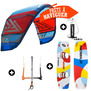 PACK KITESURF CABRINHA SWITCHBLADE 2017 + NOBILE NBL 2016