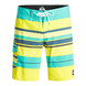 BOARDSHORT QUIKSILVER EVERYDAY PRINT 19 VERT XL