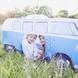 TENTE ENFANT VW CAMPER VAN 1 PERSONNE