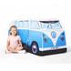 TENTE ENFANT VW CAMPER VAN 1 PERSONNE BLEUE
