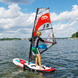 PACK WINDSURF GONFLABLE AQUAMARINA CHAMPION