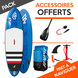SUP GONFLABLE FANATIC FLY AIR 10.4 2017 10.4