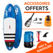 SUP GONFLABLE FANATIC FLY AIR STRINGER 10.8 2018