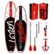 PACK SUP GONFLABLE LOZEN 9.9 + 10.8 09.9&10.8