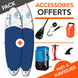 PACK SUP GONFLABLE FANATIC FLY AIR PURE 2017