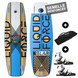 PACK WAKEBOARD LIQUID FORCE SLAB + OBRIEN CONNECT 2016 139