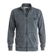 SWEAT ZIPPE QUIKSILVER SHD TYNDA ANTHRACITE XL