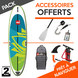 SUP GONFLABLE RED PADDLE ACTIV 10.8 2018 10.8
