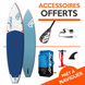 SUP GONFLABLE FANATIC FLY AIR PURE TOURING 11.6 2018