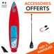 SUP BIC ACE TEC WING 12.6 2017 RED 2018 12.6