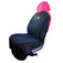 HOUSSE VOITURE ALL IN SEAT COVER NOIR/ROSE