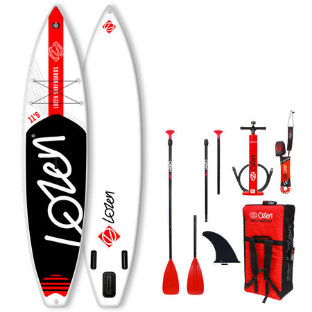 SUP GONFLABLE LOZEN 11.6 FUSION TOURING 2019 11.6