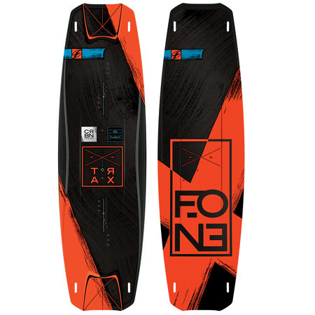 PLANCHE F-ONE TRAX HRD CARBON 2017 NUE 137X42