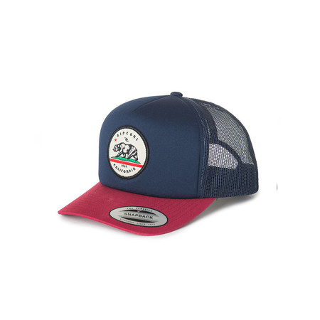 CASQUETTE RIP CURL LABELLED TRUCKER MOOD INDIGO