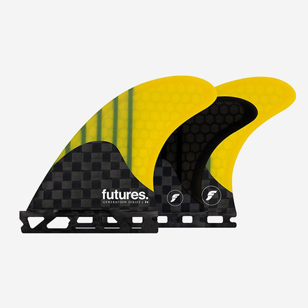 DERIVES FUTURES FINS F4 GENERATION SERIES SET DE 5