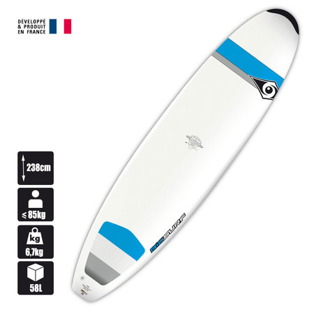SURF BIC DURA TEC NATURAL 2 7.9 7.9