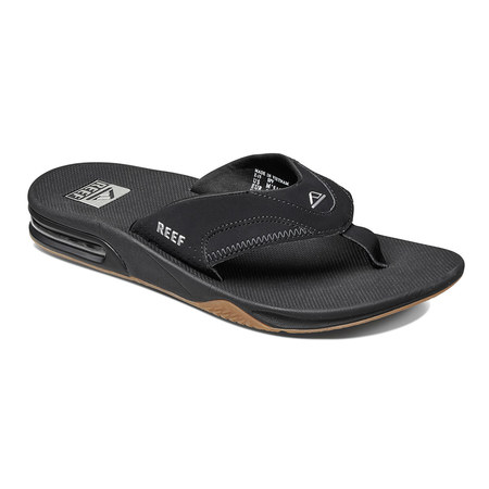 TONGS REEF FANNING BLACK/SILVER