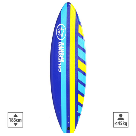 SURF CALIFORNIA SPORTS 6.0 6.0
