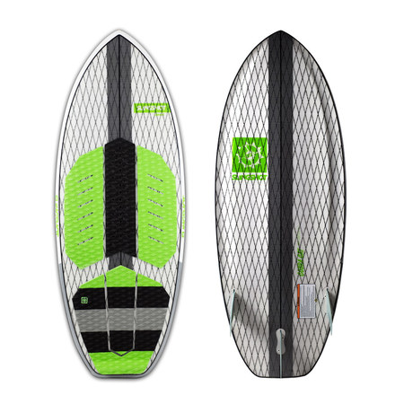 WAKESURF SLINGSHOT COBRA CAT XR CARBON 4.8
