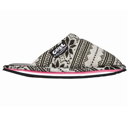 PANTOUFLES COOL SHOE HOME FEMME GRIS NORDIQUE 35/36