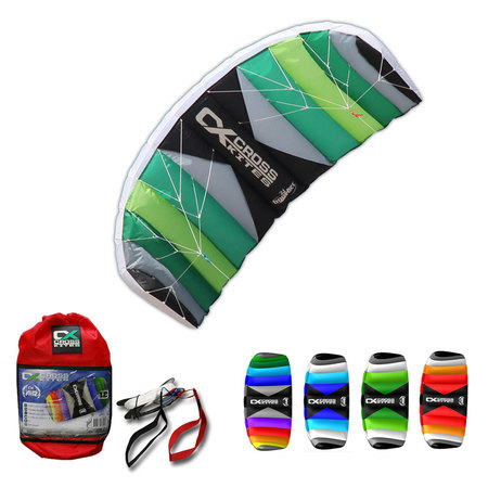 AILE CROSS KITES AIR COMPLETE POIGNEES