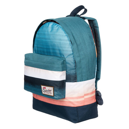 SAC A DOS QUIKSILVER EVERYDAY POSTER 16L NASTURTICM