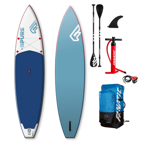 SUP GONFLABLE FANATIC FLY AIR PURE TOURING 11.6 2019 11.6