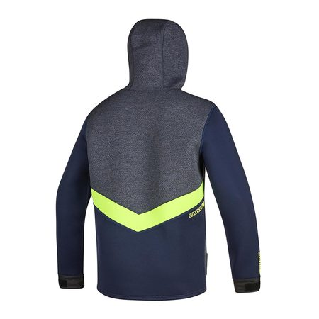 SWEAT MYSTIC VOLTAGE 2020 BLEU/LIME