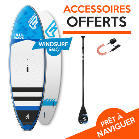 SUP FANATIC ALLWAVE PURE 2018