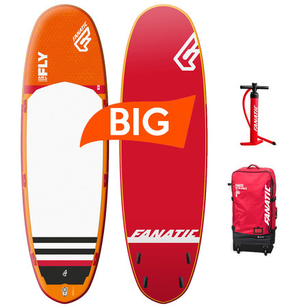SUP GONFLABLE FANATIC FLY AIR L 2018 17.0