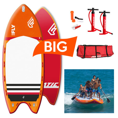 SUP GONFLABLE FANATIC FLY AIR XL 2018 17.0