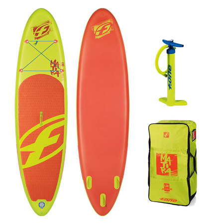 SUP GONFLABLE F-ONE MATIRA 10.6 LW 2019 10.6