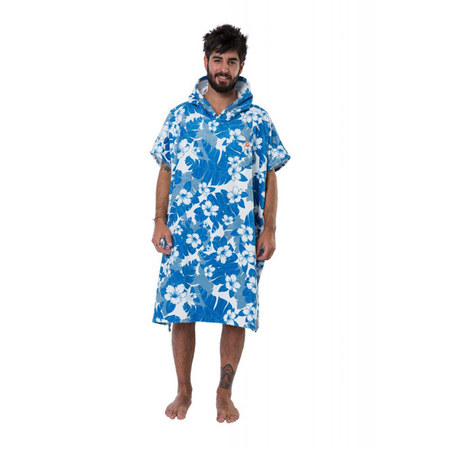 PONCHO AFTER HAWAIIAN BLEU MARINE TU