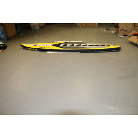 STAND UP PADDLE OCCASION NAISH ONE GONFLABLE 12.6 NAUTIC 12.6