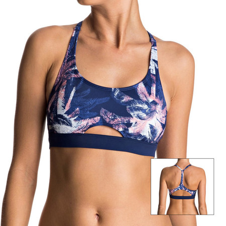 HAUT DE MAILLOT DE BAIN ROXY KEEP IT FEMME XS