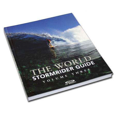 LIVRE WORLD STORMRIDER GUIDE VOLUME 3
