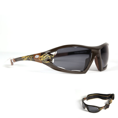 LUNETTES MORMAII FLOATER GREY BROWN
