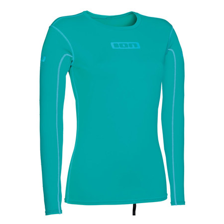 LYCRA ION PROMO LS FEMME TURQUOISE