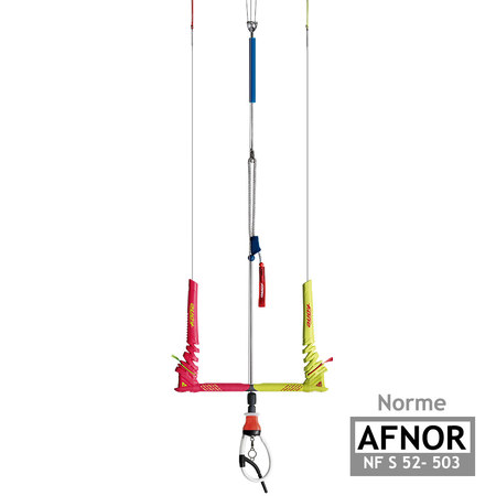BARRE F-ONE LINX 5 LIGNES 2018 35-42CM