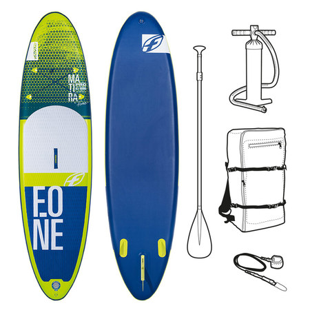 SUP GONFLABLE F-ONE MATIRA PRO 10.6 2018